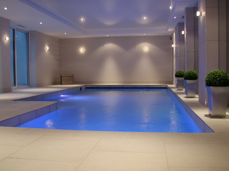 Luxury Indoor Basement Pool Alderley Edge Brookforge